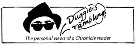 Duggie's Ramblings