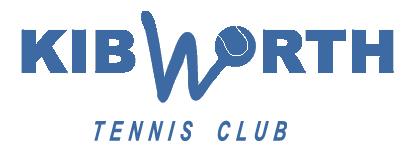 Kibworth Tennis Club Logo