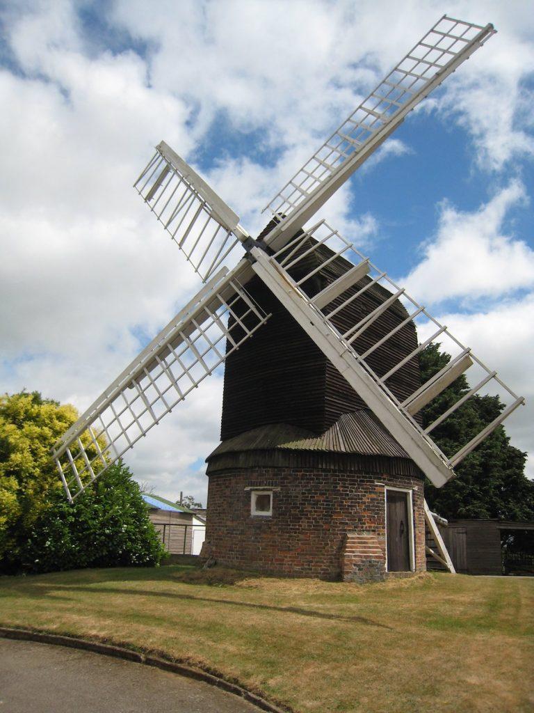 Windmill in 2010