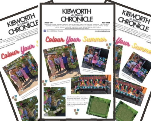 Kibworth & District Chronicle June 2021 Issue 430
