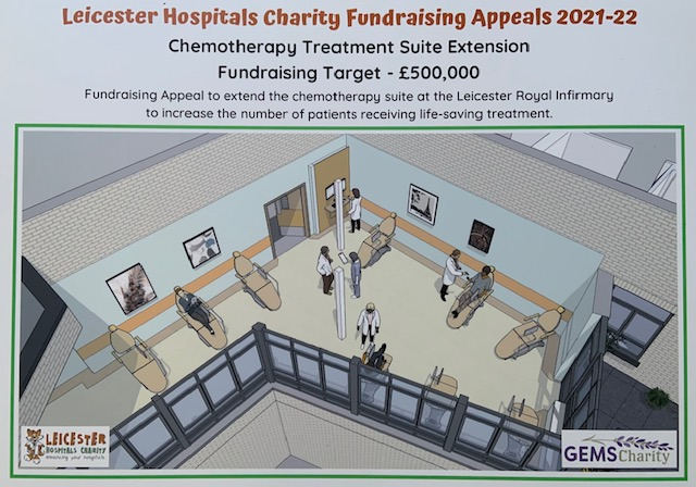 GEMS Leicestershire Hospitals Appeal, main picture