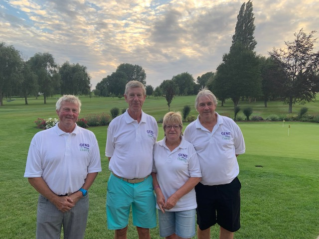 GEMS Leicestershire Hospitals Appeal, Golf Day photo