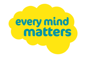 Looking After Your Mind, Every Mind Matters logo